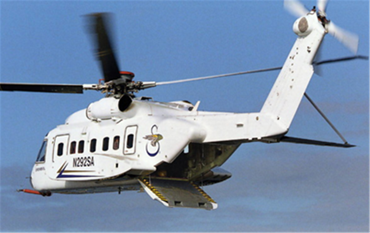 Sikorsky S 92 Sliding Door The Sikorsky S 76 S 92 Safomar