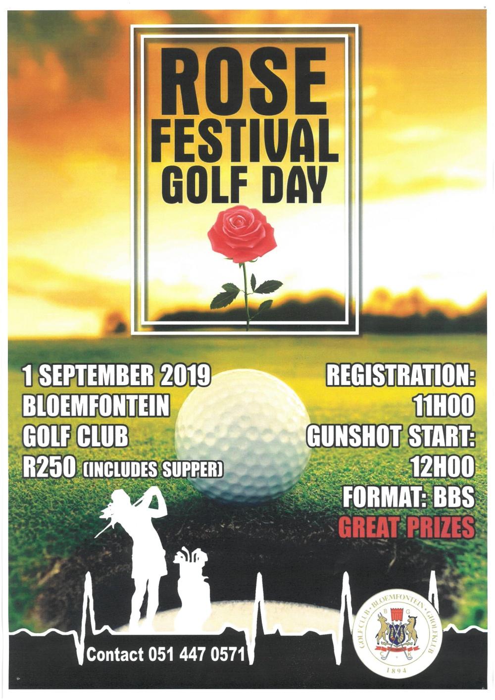 Bloemfontein Golf Club   Latest News