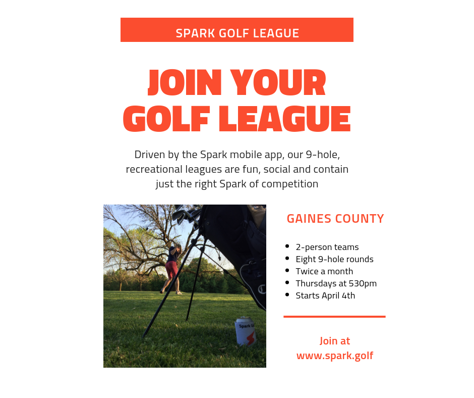 League Golf