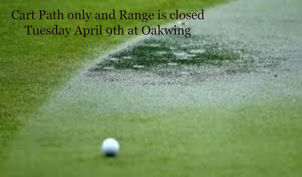Oakwing Golf Club | Latest News